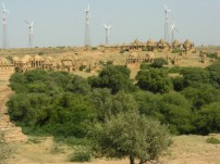 Jaisalmer Wind Park (India)