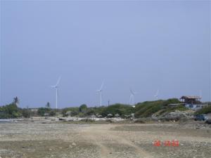 15MW Playa Kanoa Wind Farm, Curacoa