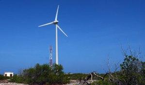 330 KW Sorobon Wind Park, Bonaire