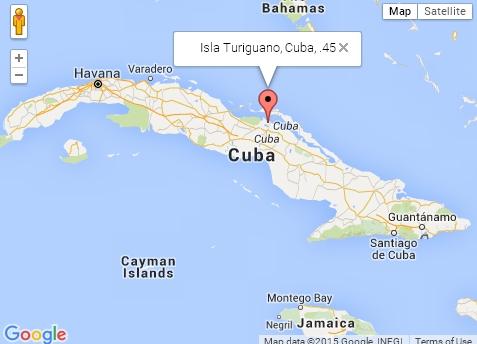 Isle of Turiguano - Cuba
